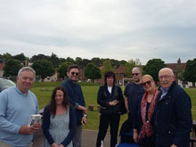 Forehill Primary Fundraising Group Fete June 2015