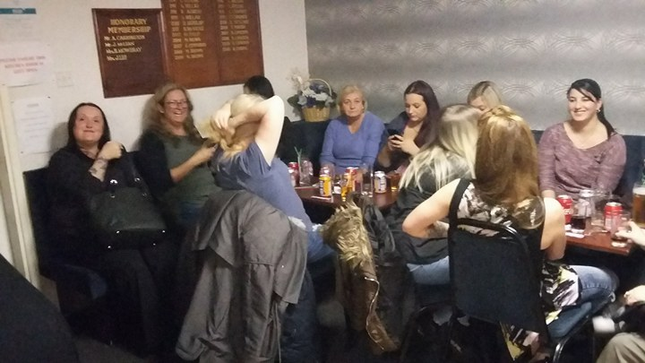 FHMCC'S SALLY BUXTON NIGHT - 13TH OCTOBER 2017